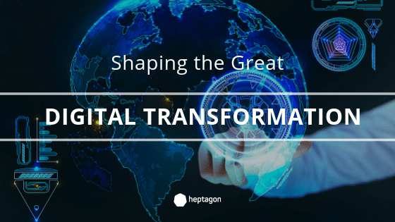 Heptagon Blog Shaping the Digital Transformation -Cover Image
