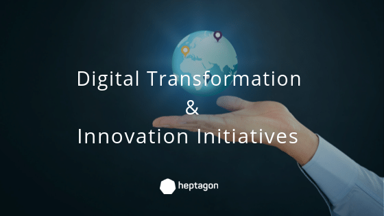 Digital Transformation and Innovation initiatives at James Cook University