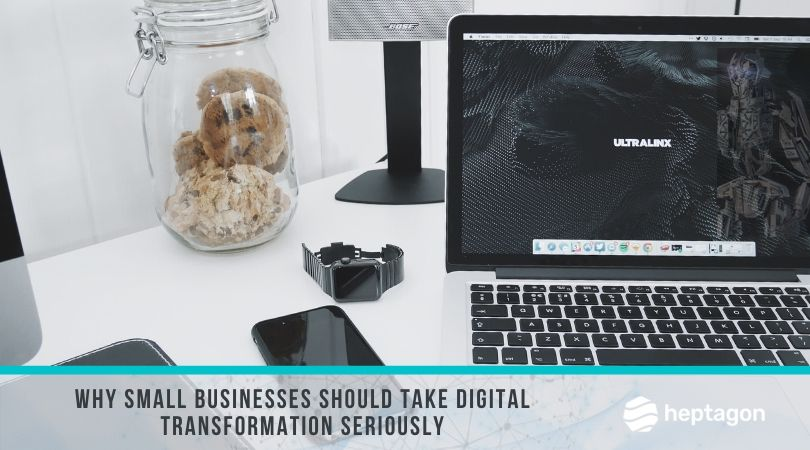 Digital Transformation for Small Business