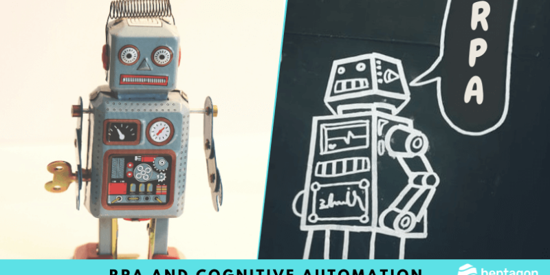 Difference between RPA and Cognitive Automation