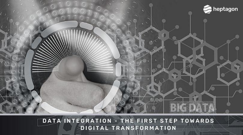 Data Integration Digital Transformation