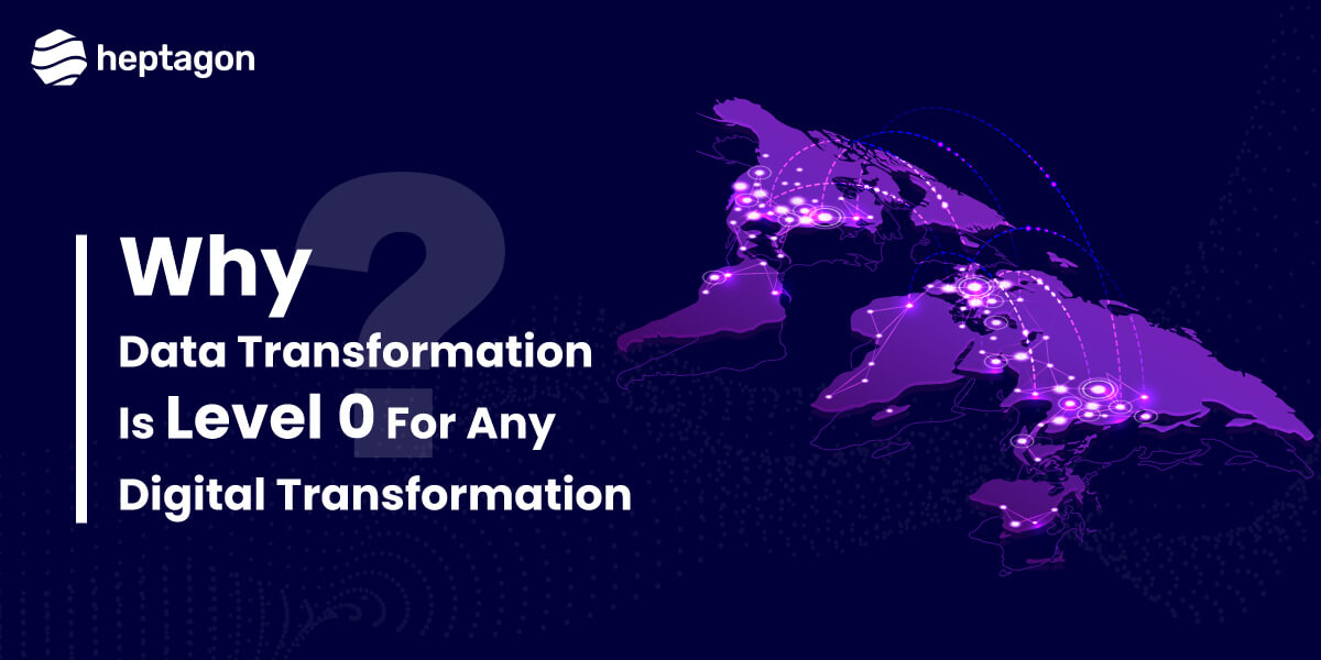 Data Transformation and Digital Transformation in 2021