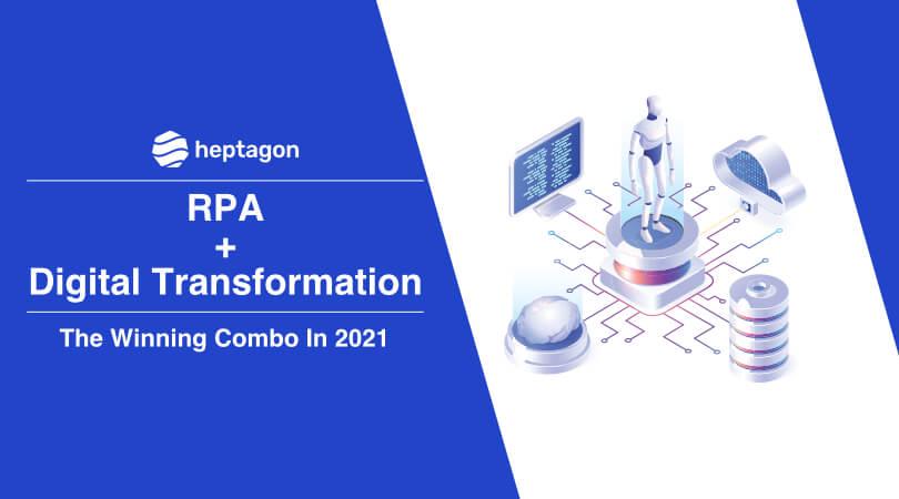 RPA and Digital Transformation 2021