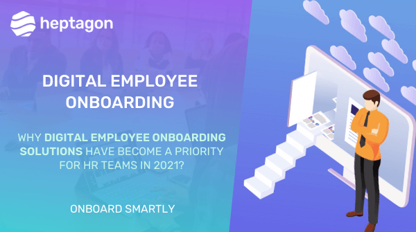 Digital Employee Onboarding Solution